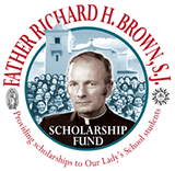 Father Richard H Brown, S.J.